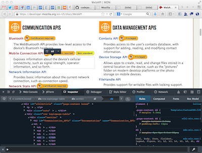 Developing for Firefox OS